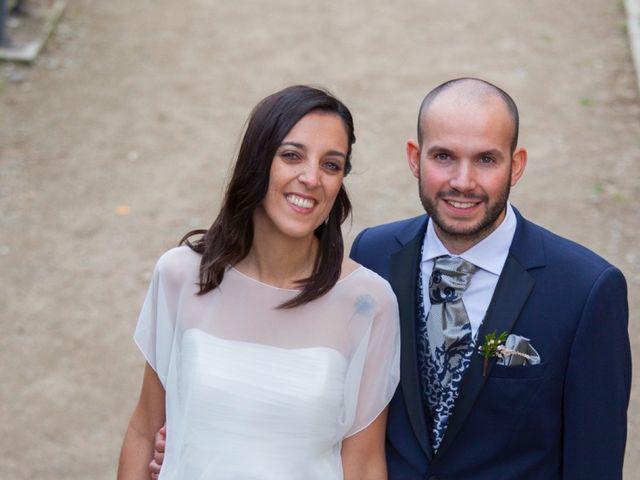 La boda de Lorena  y Martí