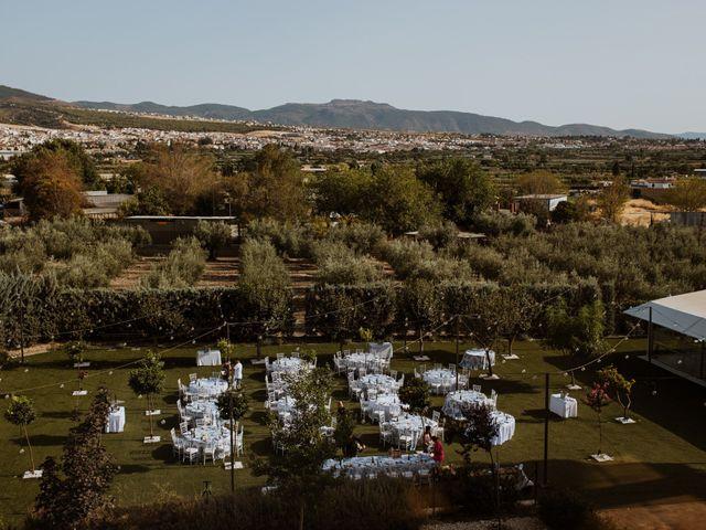 La boda de Jose y Rosa en Granada, Granada 22