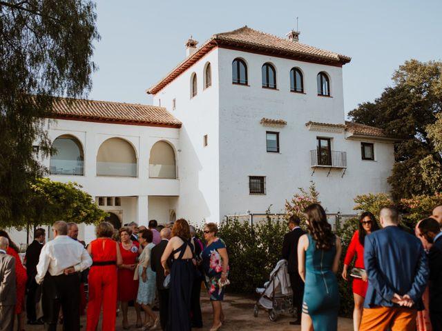 La boda de Jose y Rosa en Granada, Granada 23