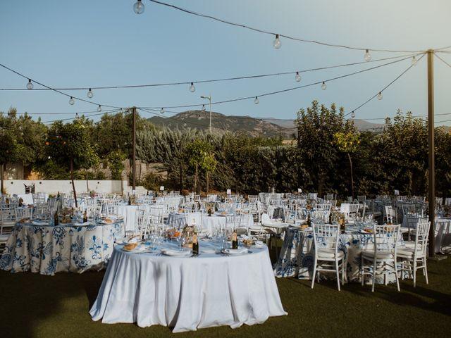 La boda de Jose y Rosa en Granada, Granada 24