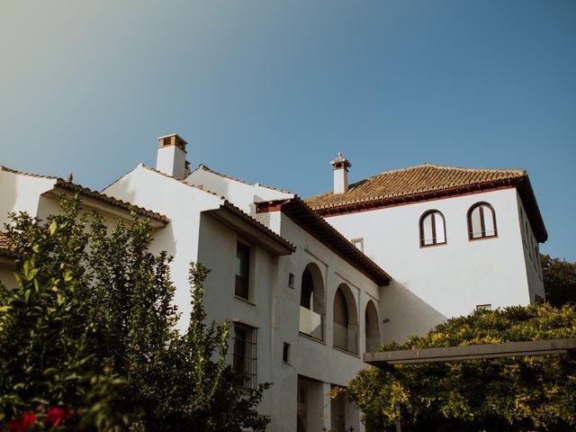 La boda de Jose y Rosa en Granada, Granada 25