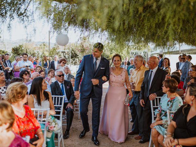 La boda de Jose y Rosa en Granada, Granada 27