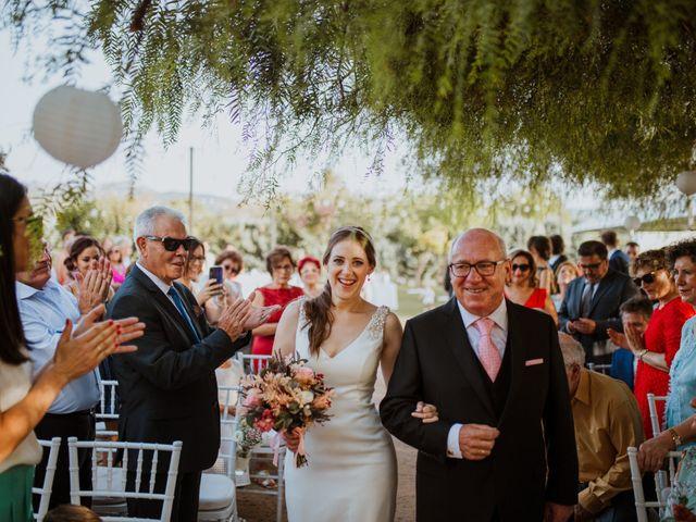 La boda de Jose y Rosa en Granada, Granada 28