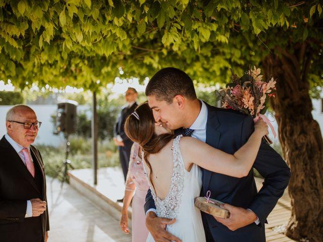 La boda de Jose y Rosa en Granada, Granada 30