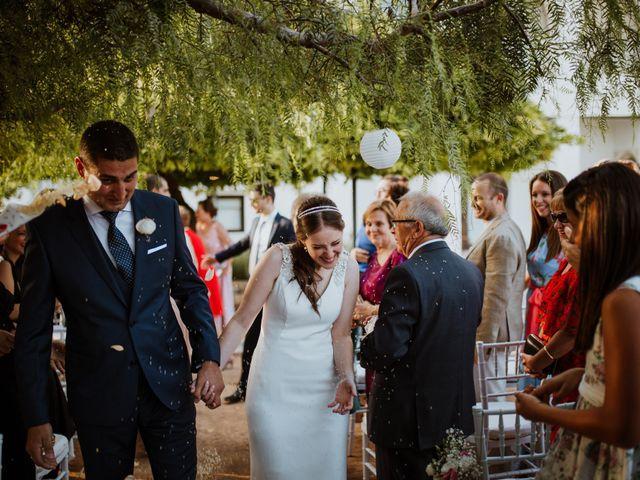 La boda de Jose y Rosa en Granada, Granada 31