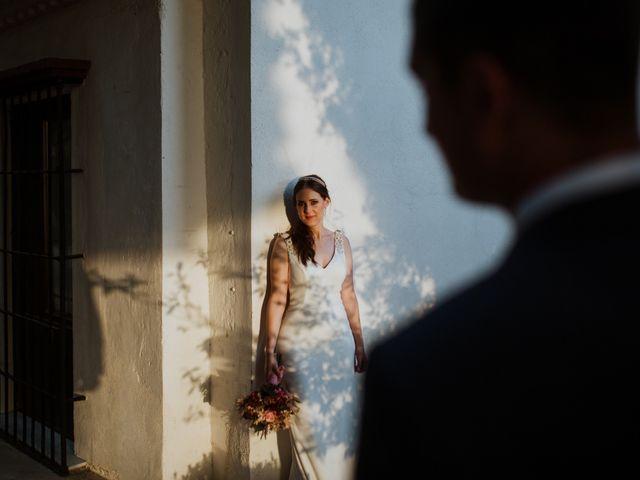 La boda de Jose y Rosa en Granada, Granada 38