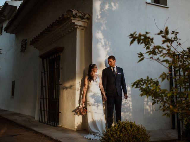La boda de Jose y Rosa en Granada, Granada 39