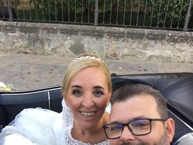 La boda de Jesús  y Yolanda  en Jerez De La Frontera, Cádiz 2