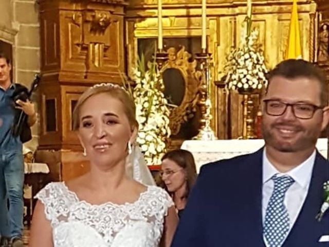 La boda de Jesús  y Yolanda  en Jerez De La Frontera, Cádiz 5
