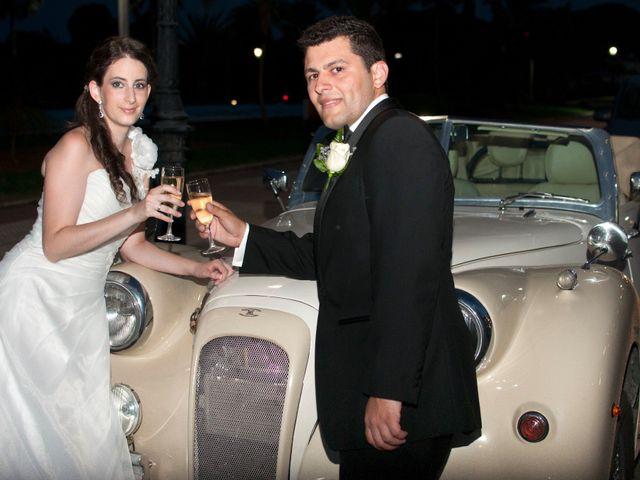 La boda de Eli y Andres