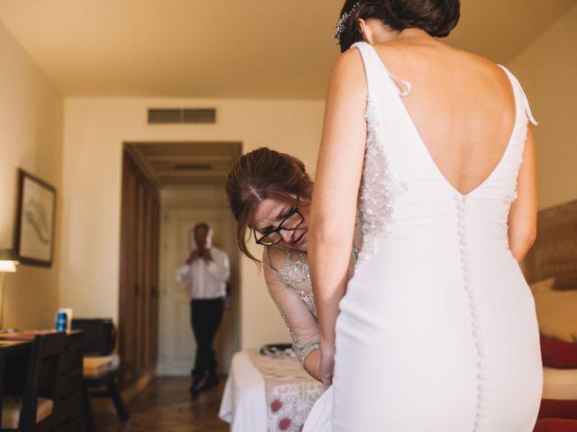 La boda de Daniel y Elena en San Roque, Cádiz 53