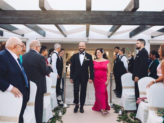 La boda de Daniel y Elena en San Roque, Cádiz 85