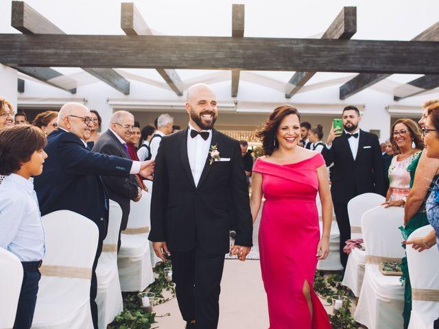 La boda de Daniel y Elena en San Roque, Cádiz 86