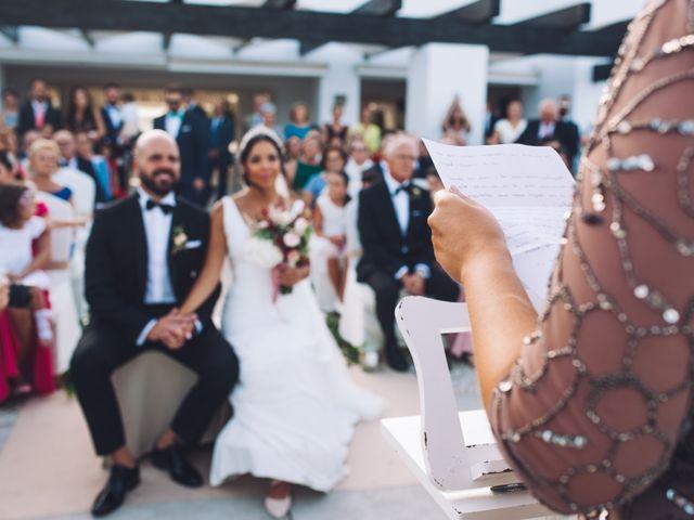 La boda de Daniel y Elena en San Roque, Cádiz 90