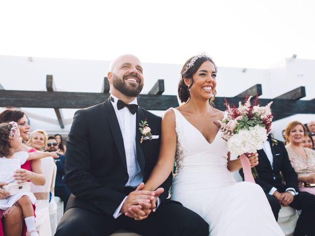 La boda de Daniel y Elena en San Roque, Cádiz 91