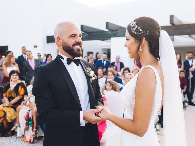 La boda de Daniel y Elena en San Roque, Cádiz 93