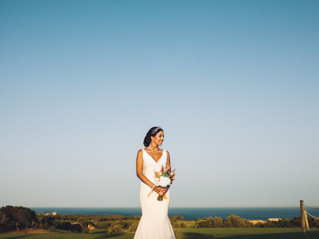 La boda de Daniel y Elena en San Roque, Cádiz 2