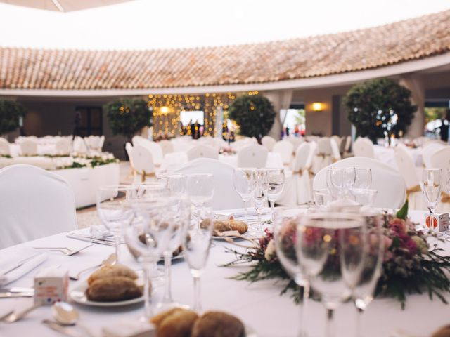 La boda de Daniel y Elena en San Roque, Cádiz 113