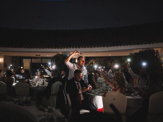 La boda de Daniel y Elena en San Roque, Cádiz 115