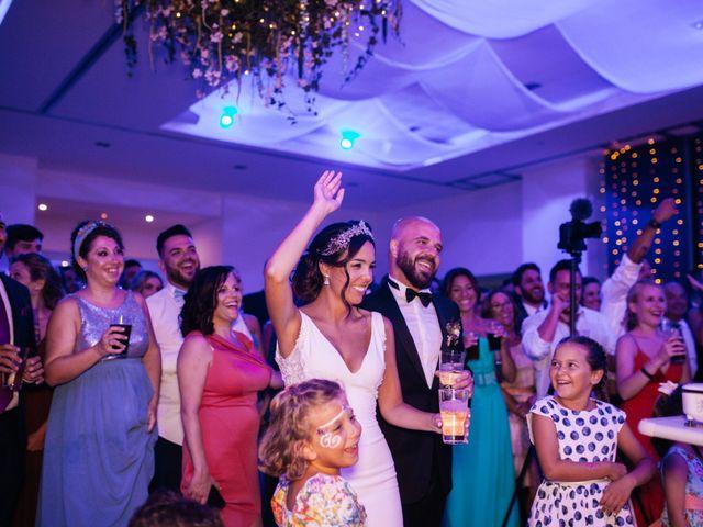 La boda de Daniel y Elena en San Roque, Cádiz 130