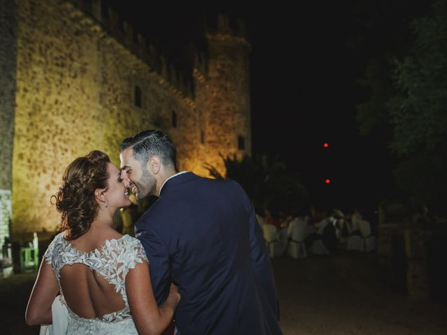 La boda de Cristina y Luis en Cáceres, Cáceres 21