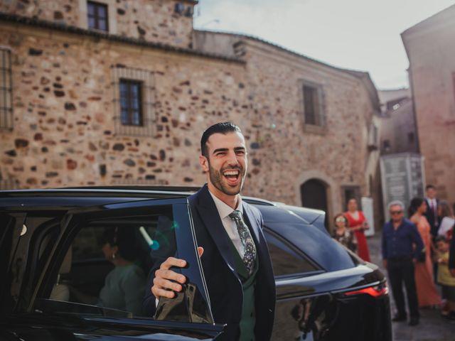 La boda de Cristina y Luis en Cáceres, Cáceres 26
