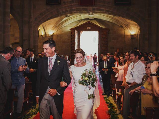 La boda de Cristina y Luis en Cáceres, Cáceres 29
