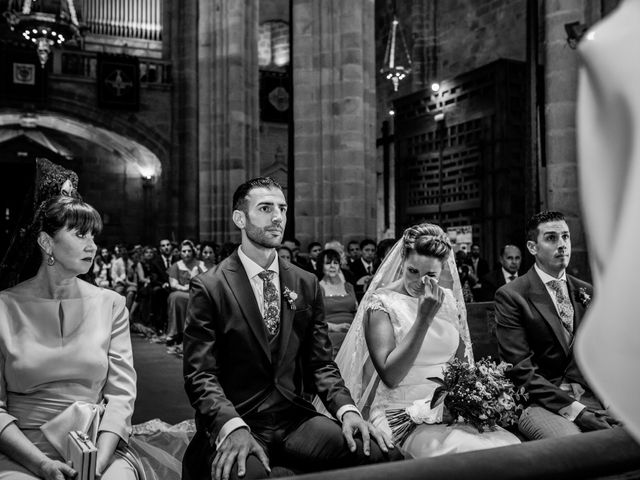 La boda de Cristina y Luis en Cáceres, Cáceres 33