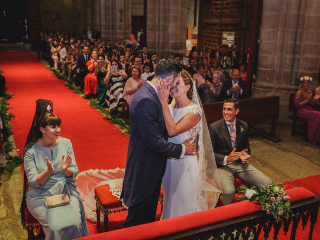 La boda de Cristina y Luis en Cáceres, Cáceres 34