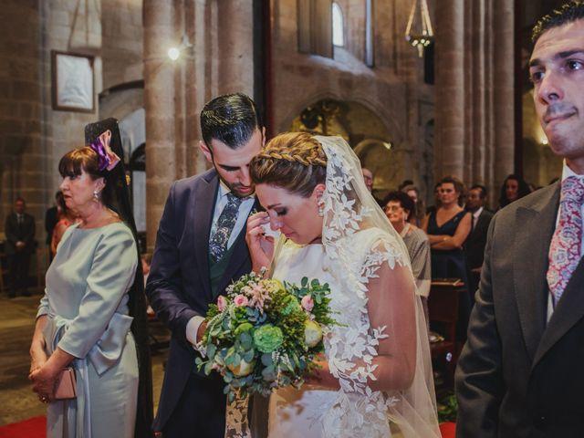 La boda de Cristina y Luis en Cáceres, Cáceres 35