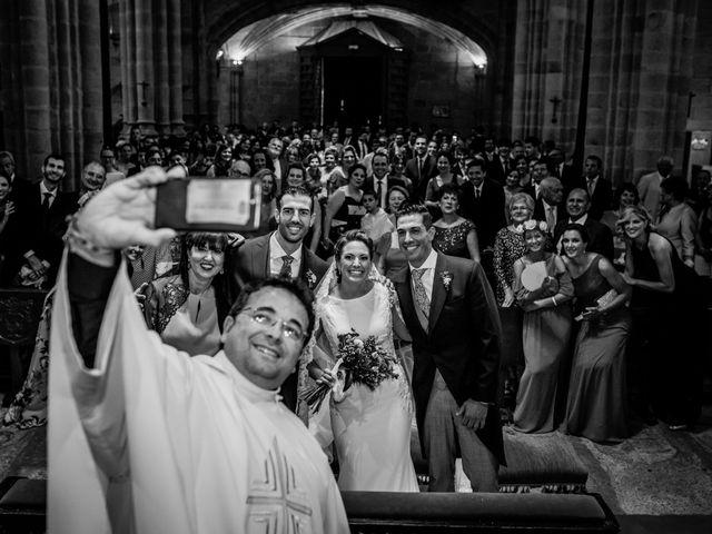 La boda de Cristina y Luis en Cáceres, Cáceres 36