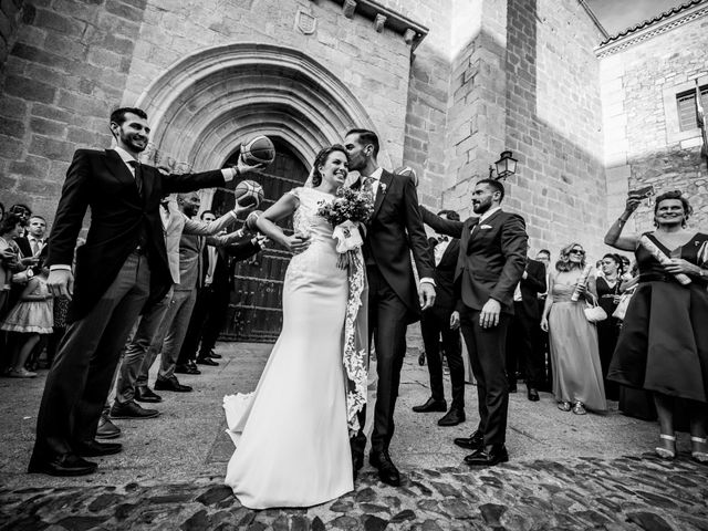 La boda de Cristina y Luis en Cáceres, Cáceres 38