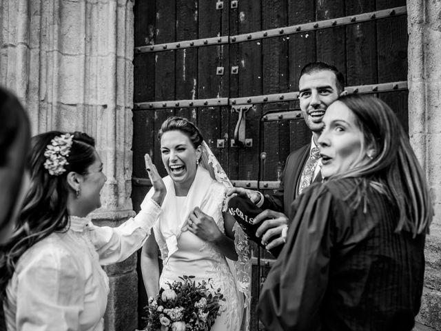 La boda de Cristina y Luis en Cáceres, Cáceres 40