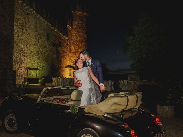 La boda de Cristina y Luis en Cáceres, Cáceres 43