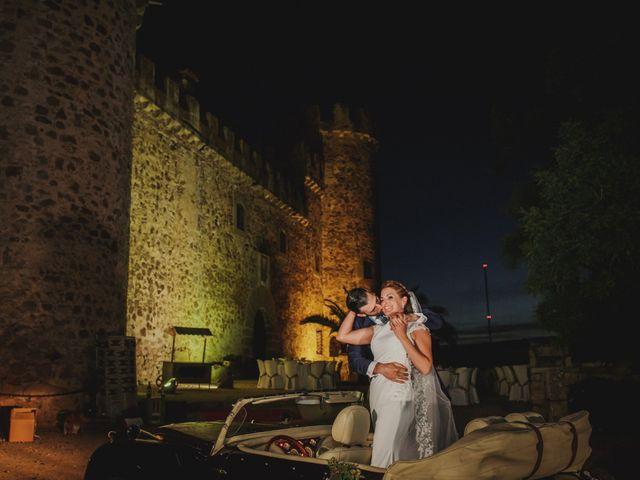 La boda de Cristina y Luis en Cáceres, Cáceres 44