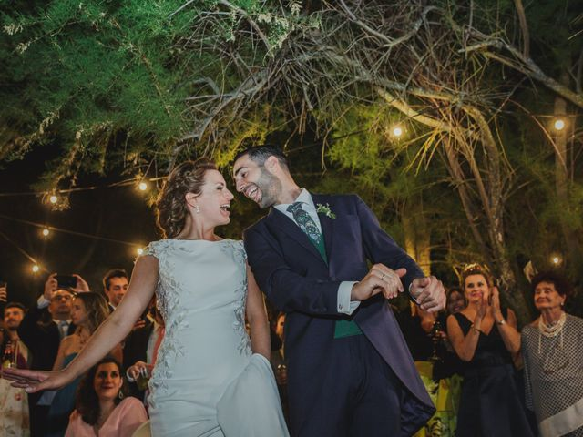 La boda de Cristina y Luis en Cáceres, Cáceres 47