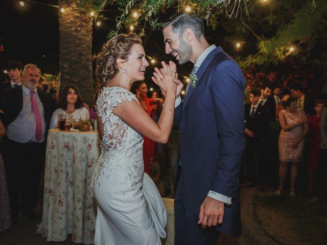 La boda de Cristina y Luis en Cáceres, Cáceres 48