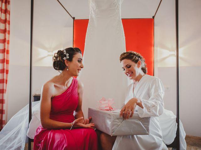 La boda de Cristina y Luis en Cáceres, Cáceres 4