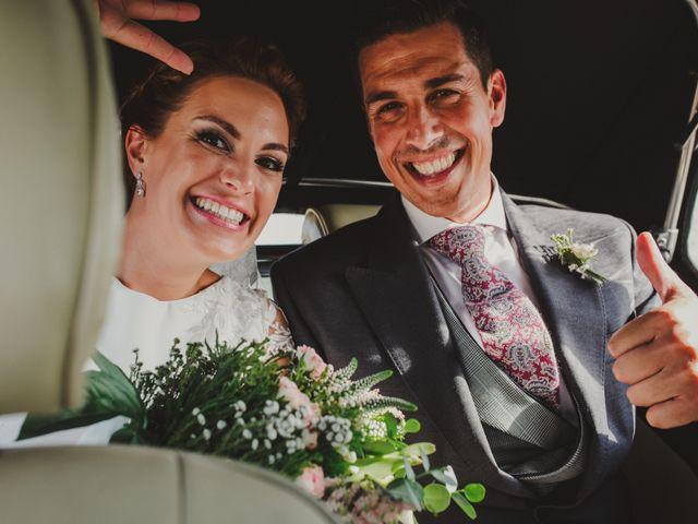 La boda de Cristina y Luis en Cáceres, Cáceres 10