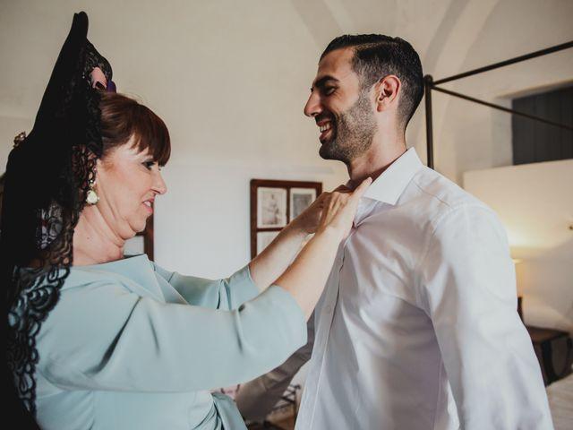La boda de Cristina y Luis en Cáceres, Cáceres 14