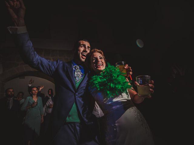La boda de Cristina y Luis en Cáceres, Cáceres 50