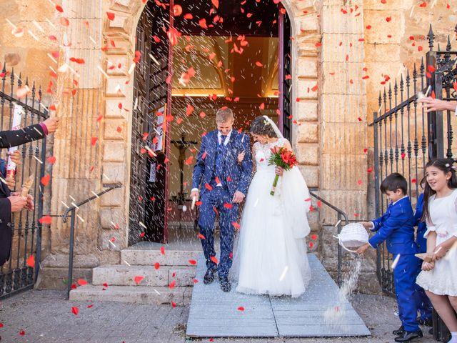 La boda de Javier y Laia en Malagon, Ciudad Real 5