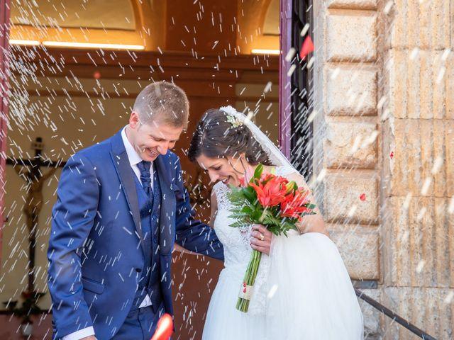 La boda de Javier y Laia en Malagon, Ciudad Real 2