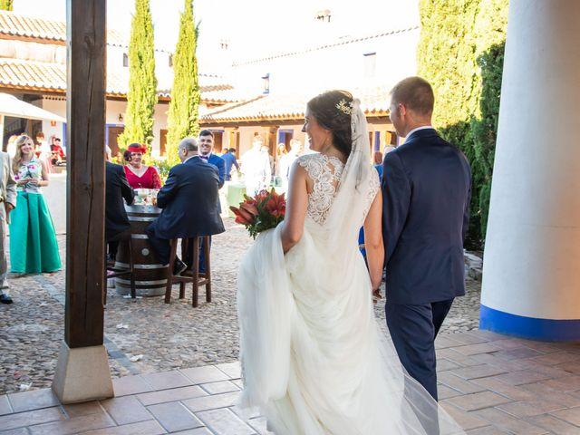 La boda de Javier y Laia en Malagon, Ciudad Real 9