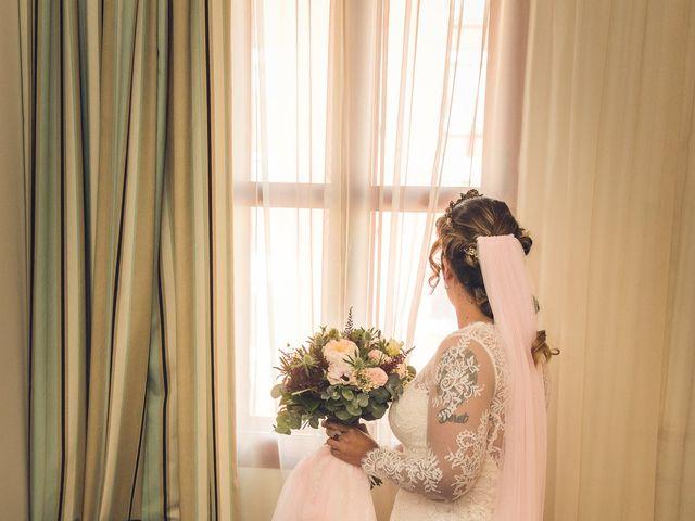 La boda de Carmen y Rafael en Huelva, Huelva 14