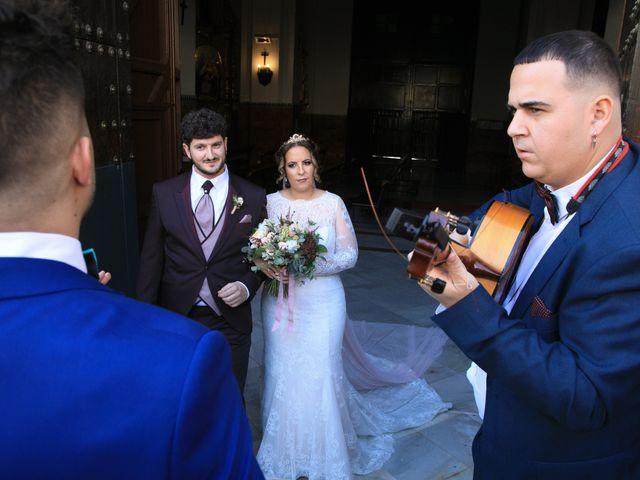 La boda de Carmen y Rafael en Huelva, Huelva 18
