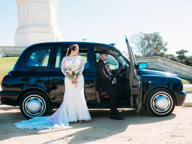 La boda de Carmen y Rafael en Huelva, Huelva 22