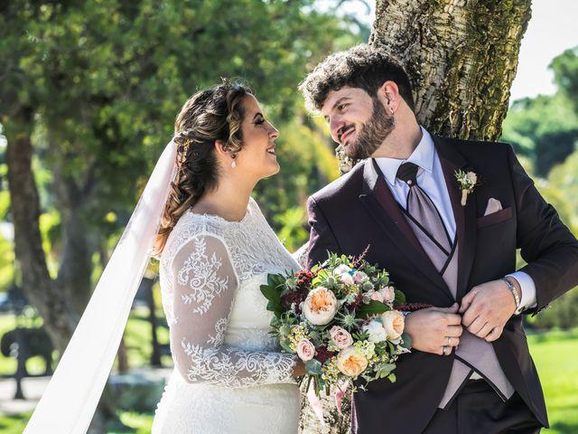 La boda de Rafael y Carmen