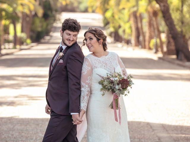 La boda de Carmen y Rafael en Huelva, Huelva 28