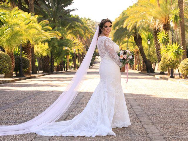 La boda de Carmen y Rafael en Huelva, Huelva 29